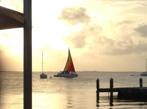 Sunset at the Florida Keys!